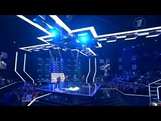 Команда Л. Агутина - Аэропорты (песня с наставником, четвертьфинал)