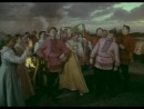 Горячий русский танец. Выдающееся исполнение. Русский Нар Хор им Пятницкого в 1953 году и Уральский русский народный хор в 1968
