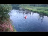 Прыжки Сиверская (Оредеж)