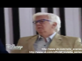 Виолетта 3 сезон 10 серия - Танец Климента 1