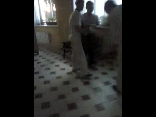 три богатирі в кондитерському цеху=)))0ахаха жжесть))