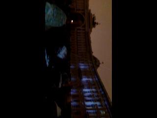 Санкт-Петербург - Лазерное шоу у Эрмитажа ч.1