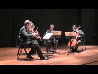 Иван Мюллер - Квартет для кларнета и струнных №1 си-бемоль мажор III. Polonoise