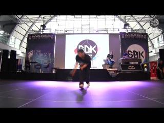 SDK Slovakia 2014 - Maximus - selection - hip hop