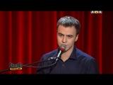 Stand Up - Иван Абрамов - Про реп, шансон, электронную музыку (12.10.2014)