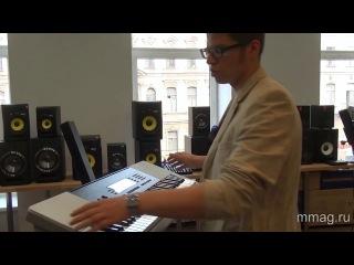 mmag.ru синтезатор Casio CTK-4200 видео обзор и демо  [ Содружество звукорежиссеров (ищите в поиске) ]