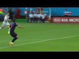 Лучший гол ЧМ 2014 Испания Нидерланды Робин ван Перси Летучий Голландец Футбол ЧМ 2014