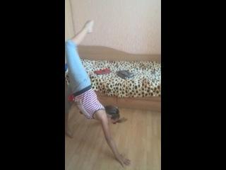 гимнастка от бога