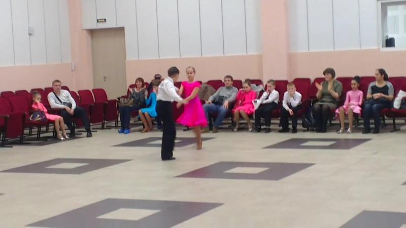 Безгачев Руслан и Первушина Ксения-джайв