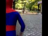 При просмотре фильма про супер-героя.(Vine by Yan Gordienko)