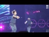 [FANCAM] 140823 EXO Kai focus - Machine @ LP в Сингапуре