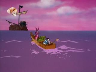 Бешеный Джек Пират (Mad Jack the Pirate) - Остров розовой нежности Дядющка Мортимер (10 Серия)