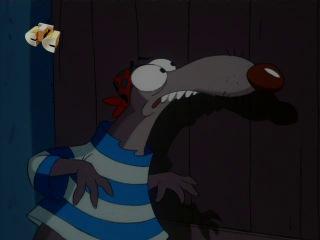 Бешеный Джек Пират (Mad Jack the Pirate) - Ужасный Драклия (6 Серия)