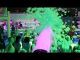 open air club ATMOSFERA - (Dj GARRY GRAND & Dj POPOV Пенная Дискотека 14 августа 2014