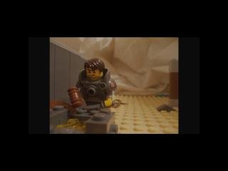 lego skyrim  (только начал снимать)