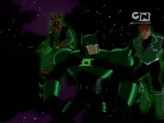 Batman Neinfricat Si Cutezator Episodul 10 Ochi Lui Despero