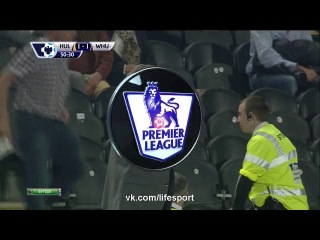 Халл Сити 2:2 Вест Хэм   Английская Премьер Лига 2014/15   04-й тур