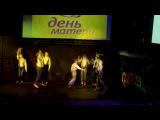 Хип-хоп (дети 7 лет) - 3 месяца обучения - концерт к Дню матери 2012 (Школа танцев