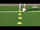 Technik - упражнения на развитие чувства мяча в движении 1