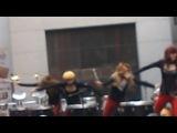 Выступление Drum Cat на Мендоне 15.09.14 ч.2 Rammstein – Du Hast
