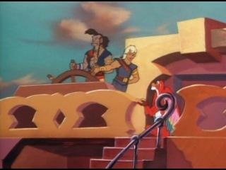 Пираты темной воды 1 сезон 7 серия