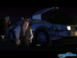 Геймплей игры Back to the Future The Game Episode 2. Get Tannen
