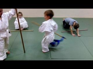 нестандартные методы в школе айкидо