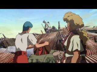 Бронированные воины Вотомы - Призрачная арка / Soukou Kihei Votoms - Gen-ei Hen OVA - 3 серия [Azazel] [2010] [SHIZA.TV]