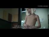 Sia - Chandelier (Люстра) [ПЕРЕВОД ПЕСНИ СУБТИТРЫ ENG RUS HD]