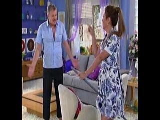 Адриана Эстевес зажигает в сериале Брать и отдавать
