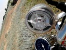 магнитола МТ-128 на моём мопеде альфа андрюха овчар вк.ком
