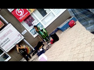 Индейцы в Бугуруслане