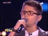 10-летний мальчик заставил жури плакать....