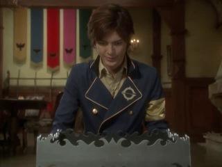 Mahō Sentai Magiranger: Revealed! The Gold Grip Phone's Super Magic ~Goru Gōru Gō Gō~