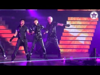 """[Фанкам] 140905 2РМ - Fight (Chansung focus) @ JYP NATION """"ONE MIC"""" in Japan"""