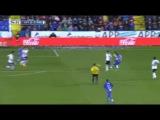 Леванте - Валенсия, 2-1, гол Моралеса