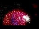 Салют,день города Абакан 2014 Жара-фестиваль