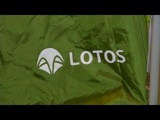 Палатка ЛОТОС 1 на выставке Крокус экспо