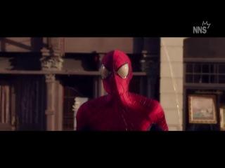 Человек-паук в детстве (NNS) ну  себе прикол ржач ржака физрук универ серия сезон хаха квн смешно смех юмор школота 100500 v
