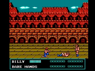 Double Dragon 3 The Sacred Stones (NES) Полное Прохождение