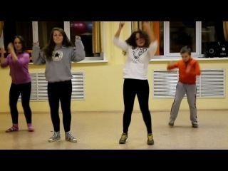 choreo by Veronika_Resly | Sido feat. Kitty Kat, Tony D & B-Tight – Scheiss Egal | dance