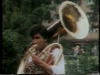 Trubaci live Fejat Sejdic Cocek in Leskovac 1988 wmv