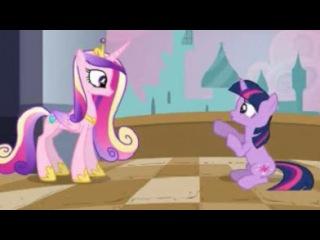 Обзор сериала My Little Pony от канала Карусель часть 1