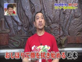 Gaki No Tsukai #1215 (2014.07.27) - Gourmet Report Competition (Part 2)