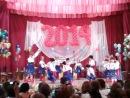 Наш классный танец на выпускной 11 класса 2014 года