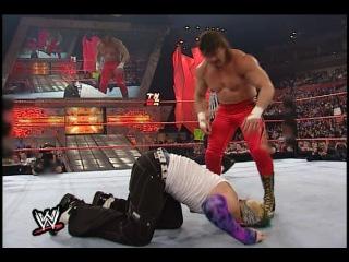 [Crossface] Eddie Guerrero vs. Jeff Hardy - Raw 29.04.2002