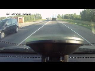 Трасса Орел-Тамбов 19.07.2014