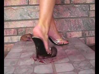 Cock ball torture видео