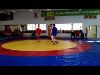 Vll-ой Всероссийский турнир по самбо