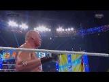 (WWEWM) Summerslam 2014: John Cena (c) vs. Brock Lesnar (WWE World Heavyweight Championship)